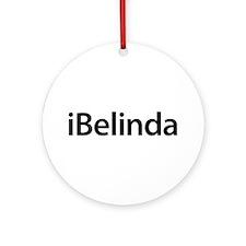 iBelinda Round Ornament