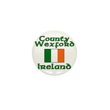 Funny Wexford Mini Button (10 pack)
