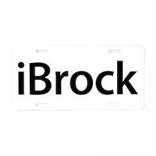 iBrock Aluminum License Plate