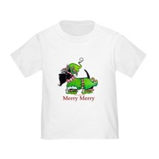 Merry Merry Scottish Terrier T