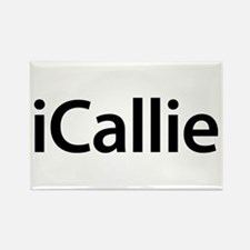 iCallie Rectangle Magnet