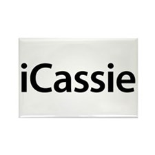 iCassie Rectangle Magnet