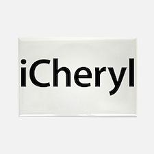iCheryl Rectangle Magnet