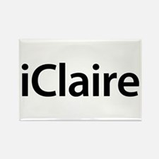 iClaire Rectangle Magnet