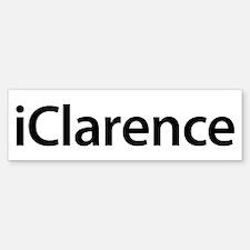 iClarence Bumper Bumper Bumper Sticker