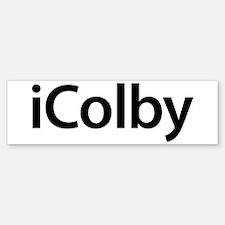 iColby Bumper Bumper Bumper Sticker