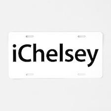 iChelsey Aluminum License Plate
