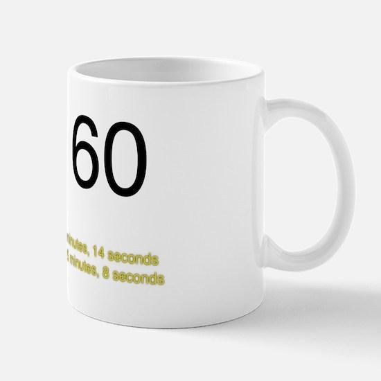 Level 60 Mug