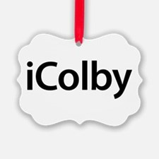 iColby Ornament