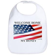 Welcome Home Bib