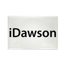 iDawson Rectangle Magnet
