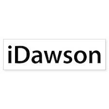iDawson Bumper Bumper Sticker