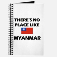 There Is No Place Like Myanmar Journal