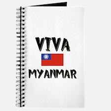 Viva Myanmar Journal