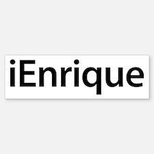 iEnrique Bumper Bumper Stickers