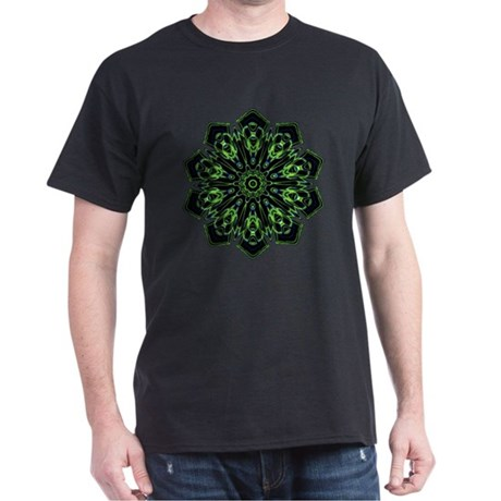 Energy Vortex Dark T-Shirt