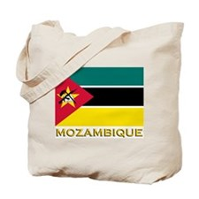 Flag of Mozambique Tote Bag