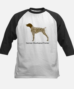 Liver & White GSP Tee