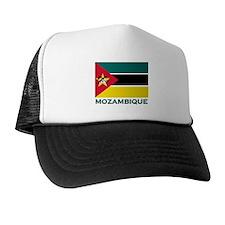 Flag of Mozambique Trucker Hat