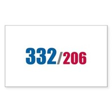 Election Result Decal
