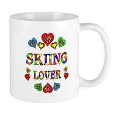 Skiing Lover Mug