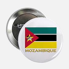 Mozambique Flag Stuff Button