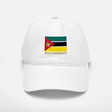 Mozambique Flag Stuff Baseball Baseball Cap