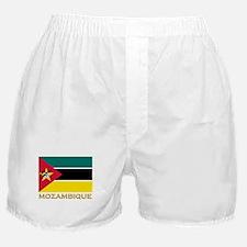 Mozambique Flag Stuff Boxer Shorts