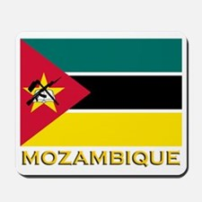 Mozambique Flag Stuff Mousepad