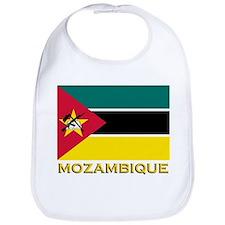 Mozambique Flag Stuff Bib