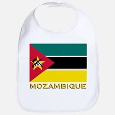 Mozambique Flag Stuff Bib