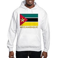 Mozambique Flag Stuff Hoodie