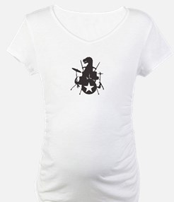 T-Rex Playing the Drums Shirt