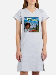 Bob Ross Women's Nightshirt