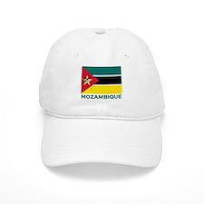 Mozambique Flag Merchandise Baseball Cap