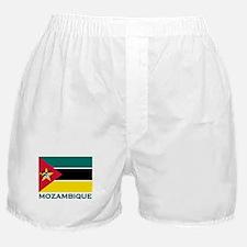 Mozambique Flag Merchandise Boxer Shorts
