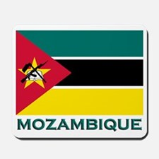 Mozambique Flag Merchandise Mousepad