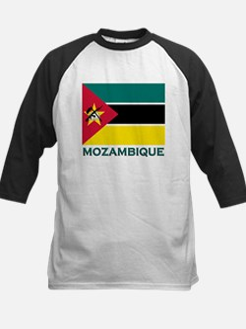 Mozambique Flag Merchandise Tee