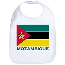 Mozambique Flag Merchandise Bib