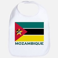 Mozambique Flag Merchandise Bib