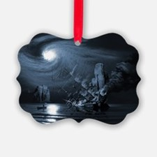 Ghost ship series: The birth of the legend Ornament