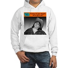 A penny for your thoughts Hoodie