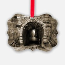 The way out or Suicidal ideation Ornament