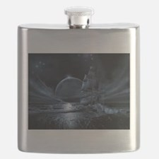 Cute Surrealism Flask