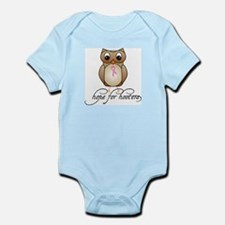 Hope for Hooters 2 Infant Bodysuit