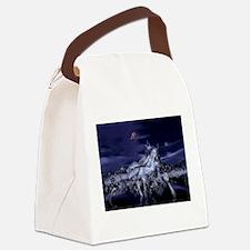 Terra Exorcism Surveillance Canvas Lunch Bag