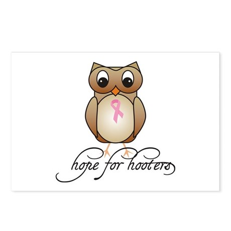 Hope for Hooters 2 Postcards (Package of 8)