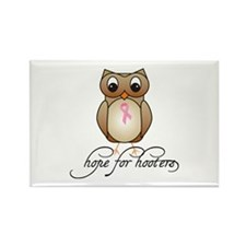 Hope for Hooters 2 Rectangle Magnet (10 pack)