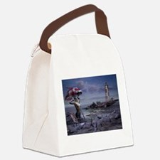 08poster-gardian-of-time.jpg Canvas Lunch Bag
