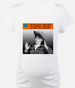 You can get by on your charm... Shirt
